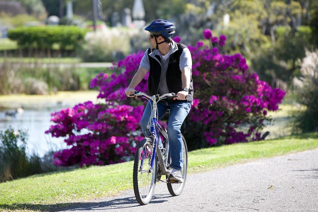 2014 SI EcoDistrict Bike Tour