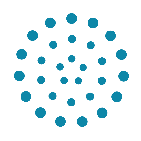 EcoDistricts-Logo_Blue Just Dots