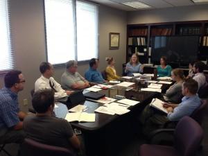 Taskforce water meeting 11.5.14