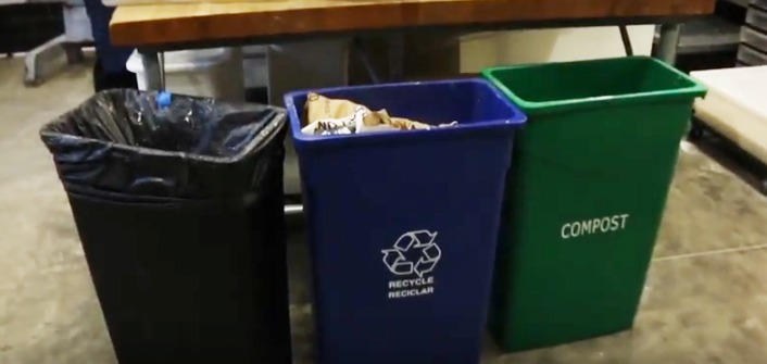 Restaurant Composting Project UPdate